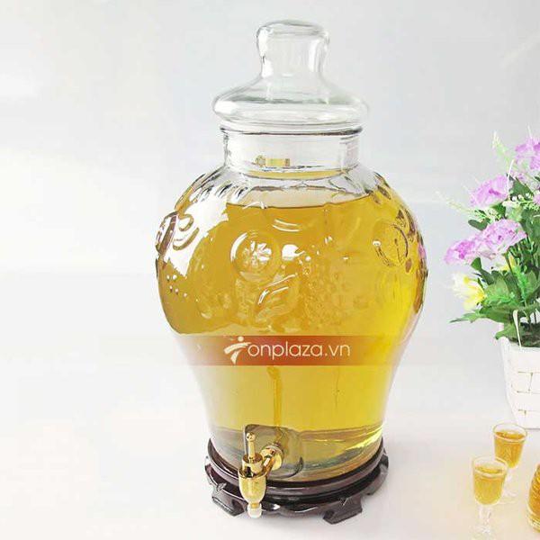 Tổng hợp tiêu chuẩn của bình thủy tinh ngâm rượu chất lượng