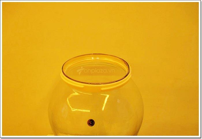 Đường kính miêng rông 19.5 cm