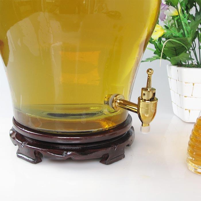 bình  thủy tinh cổ điển